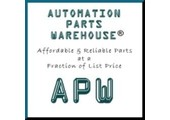 AUTOMATION PARTS WAREHOUSE coupons or promo codes at stores.automationpartswarehouse.com