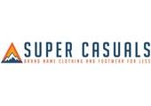 Super Casuals coupons or promo codes at supercasuals.com