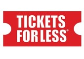 Tickets For Less coupons or promo codes at ticketsforless.com
