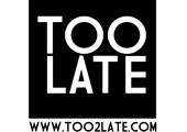 too2late.com coupons and promo codes