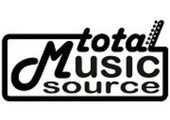 Total Music Source coupons or promo codes at totalmusicsource.com