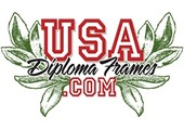 USA Diploma Frames coupons or promo codes at usadiplomaframes.com