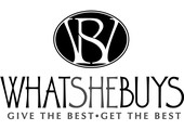 WhatSheBuys coupons or promo codes at whatshebuys.com