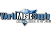 World Music Supply coupons or promo codes at worldmusicsupply.com
