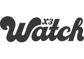 x3watch.com coupons and promo codes